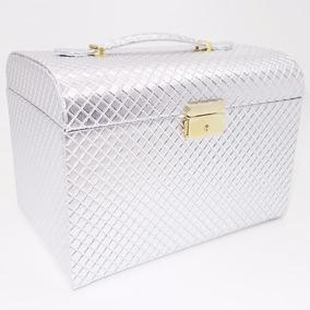 Estojo/maleta/caixa Porta Jóias, Bijuterias, Anel Chave