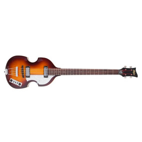 Contra Baixo Hofner Viola Violin Bass Ignition Hibb - Outlet