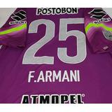 Camisa Original Atlético Nacional Armani