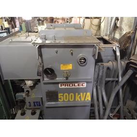 Transformador Trifasico 500 Kva
