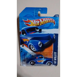 Hot Wheels 41 Willys Hw Racing 2010