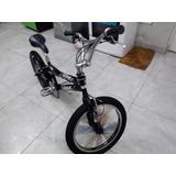 Remato!! Bicicleta Bmx Jeff Para Niños Y Adolecentes