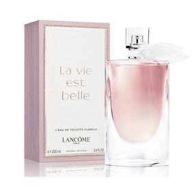 La Vie Est Belle Florale Edt 100ml /original + 2 Amostras