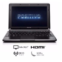 Netbook Positivo Mobo 5500 320gb 2gb Com Hdmi Outlet
