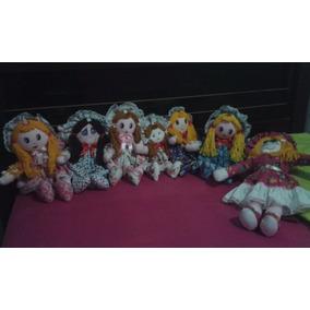 Bonecas De Pano Artezanais