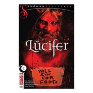 Lucifer #1 (2018) Sandman Universe - Neil Gaiman Vertigo