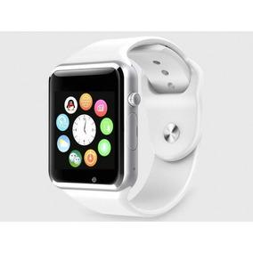 Reloj Teléfono Smartwatch A1 Con Cámara Y Video Chip Y Mem