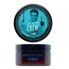 Cera Peinado Mate Fiber Fijación Fuerte 85gr American Crew