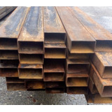 Tubo Estructural 100x40 2,25mm 3.60mts