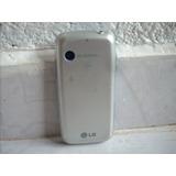 Celular Lg Gs290 Para Piezas O Refacciones Deshuese