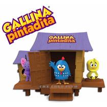 Gallina Pintadita Gallinero Musical Oferta!!