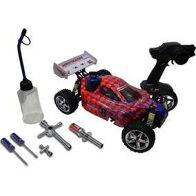 Automodelo Combustão Himoto Buggy 1/10 Syclone 2 Marchas 4x4