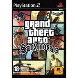 Gta San Andreas Ps2 Incluye Vice City Y Gta 3