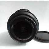 Lente Nikon 18-55mm F/3.5-5.6g Af-s Dx Vr Profesional