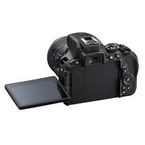 Camara Reflex Nikon D5500 Kit 18-55 Tactil, Full Hd Wifi