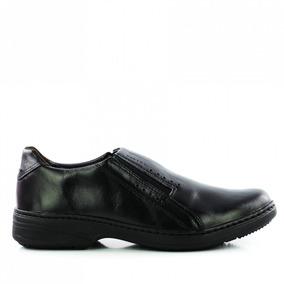 Sapato Social Masculino Em Couro Pegada 21211-01 - Coutope