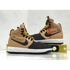 ¬¬ Nike Lunar Force 1 One Duckboot Duck Botas Tenis Piel