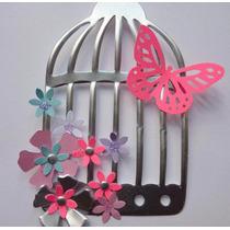 Souvenir Nacimiento Baby Shower Boda Evento 15 Años Mariposa