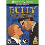 Bully Scholarship - Xbox 360 / Xbox One - Midia Fisica
