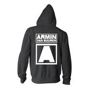 Combo Campera  Remera Gorra Armin Van Buuren