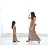 Vestidos Playeros Madre E Hija Oferta Tallas Plus Azukiel
