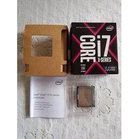 Processador Intel I7 7740x 4.3/4.5ghz Lga 2066