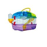Gaiola American Pets Hamster Diversão Super Luxo Completa