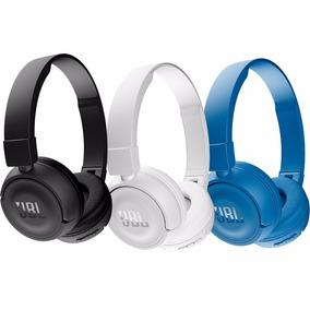 Fone De Ouvido Jbl T450bt Bluetooth Sem Fio T450 Bt Goias M