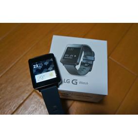 Lg G Watch Reloj Inteligente 12 Msi O Solo 1800