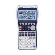 Calculadora Grafica Casio Fx-9860gii Sd - Branco/azul