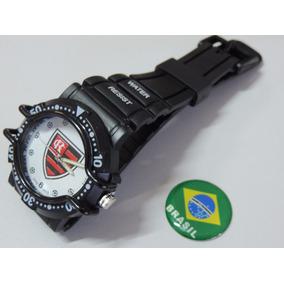 Relogio Do Flamengo Spaltec- Resistente A Àgua