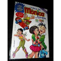 Turma Da Monica Jovem Nº Zero - Ótima - Heroishq