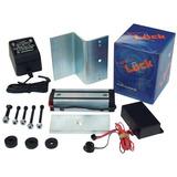 Kit 600 Libras Electroiman, Remanente Y Soporte