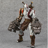 Figura De Colección God Of War 3 Kratos Fantasma De Esparta