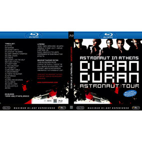 Duran Duran Live In Athens Bluray