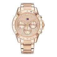 Reloj Tommy Hilfiger Mujer Rosé Multifunción 1782197