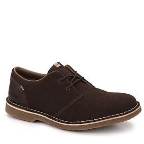 Sapato Casual Masculino Kildare Bk - Cafe