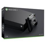 Xbox One X 4k 1tb Hdr Processador Scorpio Nf.