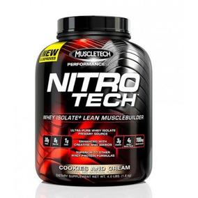 Nitro Tech Performance Series 4 Lb Cookies N Cream