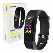 Reloj Inteligente Smart Band Noga Bt Presion Frecuencia Noti