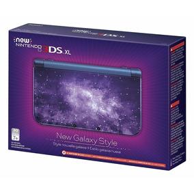 New Nintendo Console 3ds Xl Galaxy Style - Pronta Entrega