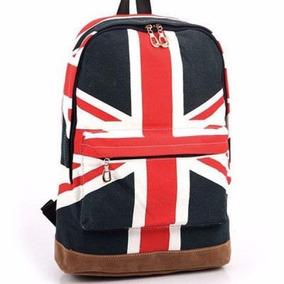Mochila Bandeira Reino Unido - Pronta Entrega