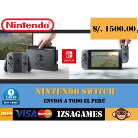 Nintendo Switch Izsagames