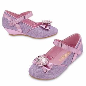 Zapatos Disfraz Rapunzel Enredados Disney Store Usa Original