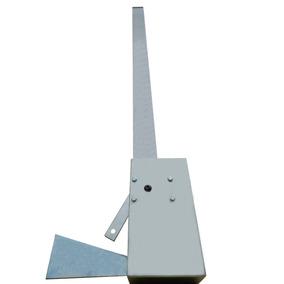 Movimentador De Portão Pivotante Simples - Porteira 1 Folha