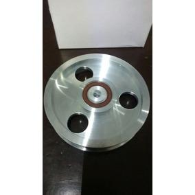 Polea Alternador (fierro) Sin Aire Ni Direccion Platina/clio
