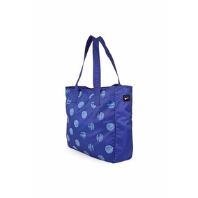 Bolso Nike Graphic Play. Azul. Excelente. Sale!! Antes $699.