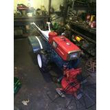 Micro Trator Tobatta 14cv - Roçadeira Frontal - Yanmar