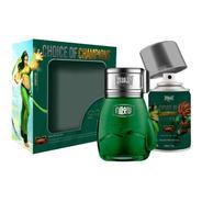 Kit Everlast Street Fighter Perfume + Desodorante