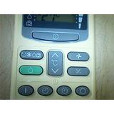 Control Remoto Aire Acondicionado Antiguo Hitachi Frio Solo